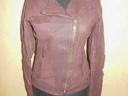 Секонд хенд. Куртки кожа А-класс. Новая и практически новая.