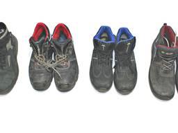 Секонд хенд взуття взуття робоче Оптом від 25 кг