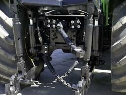 Навеска трактора К-701 нового образца, улучшенная
