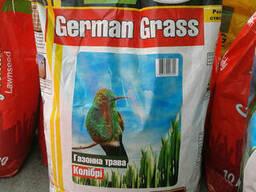 Семена газонной травы German Grass Колибри 10КГ