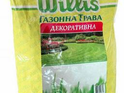 Семена газонной травы Willis Декоративная 10КГ