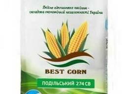 Семена гибрида кукурузы Подольский 274 СВ (ФАО 290)