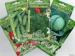"""Семена овощей """"Велес"""""""