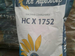 Семена подсолнечника НС Х 1752 (Гранстар)