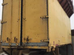 Съемный Кузов - фургон BDF