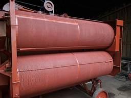 Семяочистительная машина СМ-4 после капитального ремонта