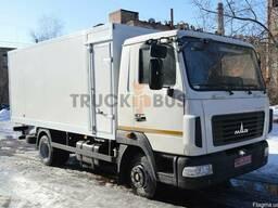 Сэндвич-панельный фургон на авто МАЗ - фото 2