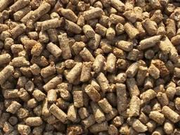 Реализуем гранулированный корм ячмень/овёс для сельскохозяйственных животных !!!
