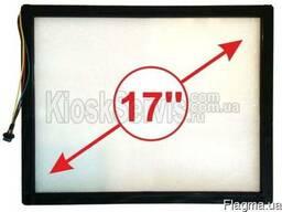 """Сенсорная панель LED-IR «i-touch» 17"""" упрощенная рамка"""