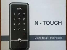 Сенсорный кодовый дверной замок EPIC N-TOUCH