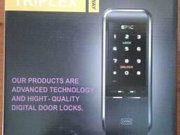 Сенсорный кодовый дверной замок EPIC Triplex 2