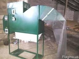 Сепаратор для зерна ИСМ-5 гарантия 2 года (веялка,калибратор