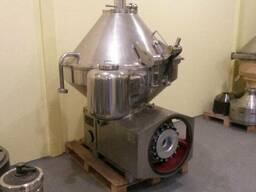 Сепаратор KMA Artern Nagema, 20000 л/час