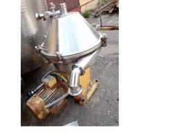 Сепаратор молока А10 ЦМ Махачкалінський 1990 року 10 тон