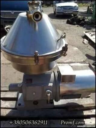 Сепаратор-молокоочиститель А1 ОЦМ 10 (з-д Молния,