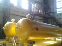 Сепаратор сетчатый газовый
