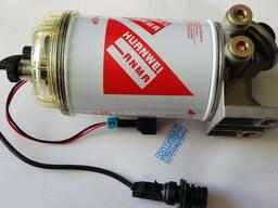 Сепаратор топливного фильта Volvo FH, DAF с подогревом
