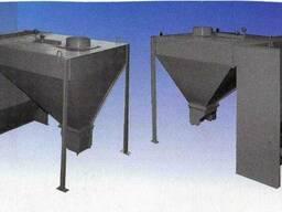 Сепаратор воздушной очистки СДО-16.