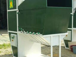 Сепаратор зерна ІСМ-20 Сепаратор зерновой 20 т/час