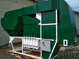 ИСМ-40 с ЦОК - машина очистки и калибровки любого зерна