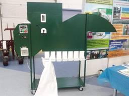 Сепаратор зерна ИСМ-5 тонн для очистки и подготовки семя