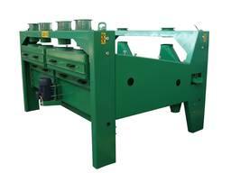 Зерноочистительная машина ЗОМ-100 (сепаратор зерна/зерноочиститель)