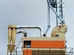 Сепаратор зерноочиститель, элеваторное оборудование