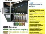 Сепаратор зерновой ІСМ-20-ЦОК сепаратор зерна 20 т/час - фото 2