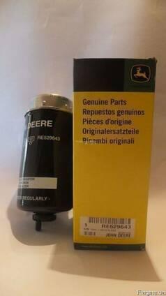 Сепараторный фильтр топлива RE529643 для техники John Deere