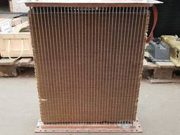 Сердцевина радиатора МТЗ 80-82 5-х рядная латунь 70У-1301.020 пр-во Беларусь