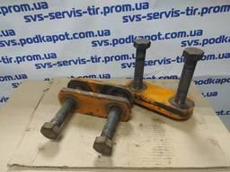 Серьга передней рессоры (комплект) MAN F2000 (Comandor) 81413030080
