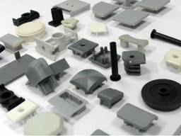 Серийное производство изделий из пластика