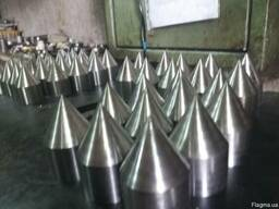 Серийное производство на токарных и фрезерных станках с ЧПУ