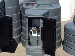 Сертифікований Резервуар METRIA 5000л для дизельного палива Польща