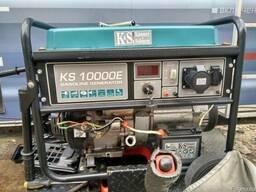 Сервис генераторов Könner&Söhnen (Конен Соннен)