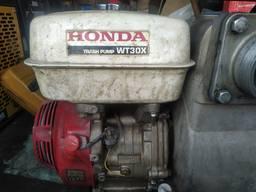 Сервис мотопомп Honda