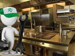 Сервисное обслуживание ресторанов, монтаж, ремонт оборудован