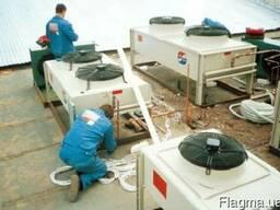 Сервисное обслуживание торгового холодильного оборудования