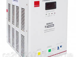 SERVO- 5000 LED цифр. Елтіс Стабіліз. напруги 5кВА 1-фазний