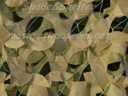Сеть маскировочная сетка S&S Double Sided , песчанка