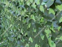 Сітка маскувальна Shade&Shelter, зелена двуcтороння. СЕть маскировочная сетка