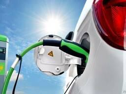 Сеть зарядных станций для электромобилей