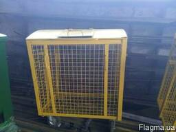 Сетчатые контейнеры для сбора ПЭТ и пластика, доставка