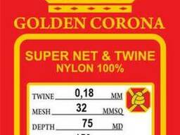 Сетеполотно Golden Corona (Корона)