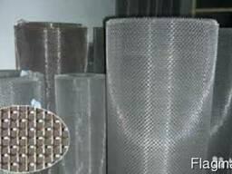 Сетка тканая н/ж AISI 3041, 6-0, 4100 см