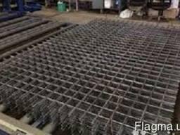 Сетка арматурная, рабица яч.200х200х 4 х 1,0х2,0 метра