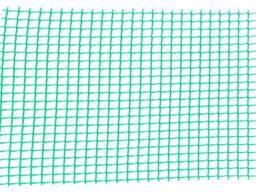 Сетка декоративная Клевер - 1, 0 x 20 м (10 x 10 мм) зеленая