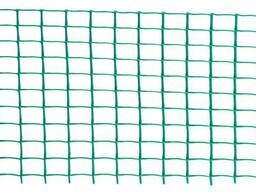 Сетка декоративная Клевер - 1, 0 x 20 м (20 x 20 мм) зеленая
