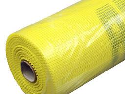 Сетка для армирования фасада 160 плотность жёлтая одесса