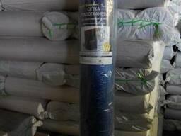 Сетка фасадная плотность 145 г/м2 синяя со склада